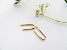 Dainty gold bar climbers