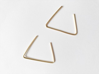 Gold triangle threaders